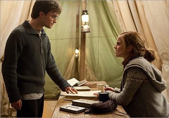 Гарри Поттер и Дары Смерти. Часть 1 кадр 1