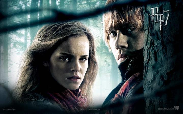 Гарри Поттер и Дары Смерти. Часть 1 кадр 3