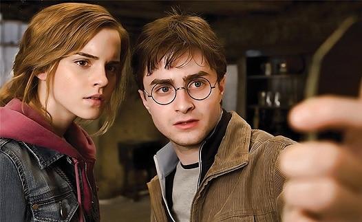 Гарри Поттер и дары смерти: Часть 2 кадр 2
