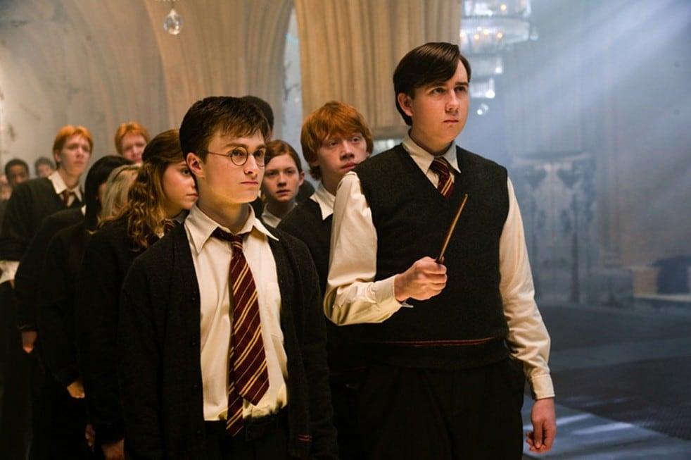 Гарри Поттер и орден Феникса кадр 1