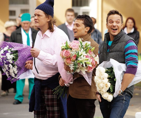 Любовь в большом городе 2 - фильм, кадры, актеры, видео, трейлер - Yaom.ru кадр 1