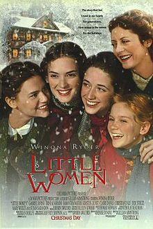 Маленькие женщины кадр 1