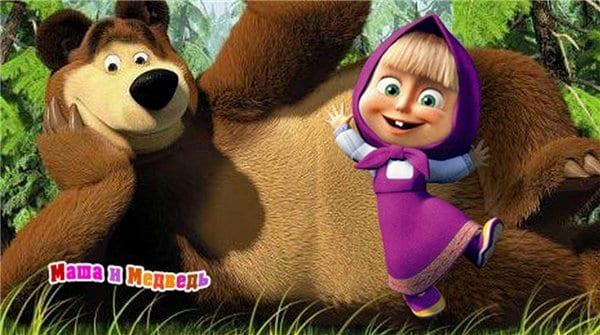 Маша и медведь кадр 3