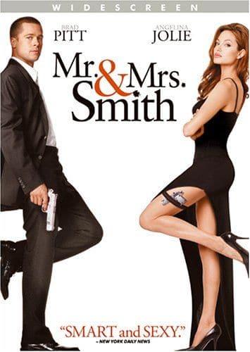 Мистер и миссис Смит кадр 3
