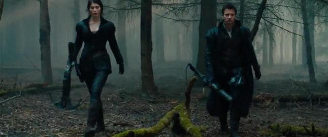 Охотники на ведьм кадр 2