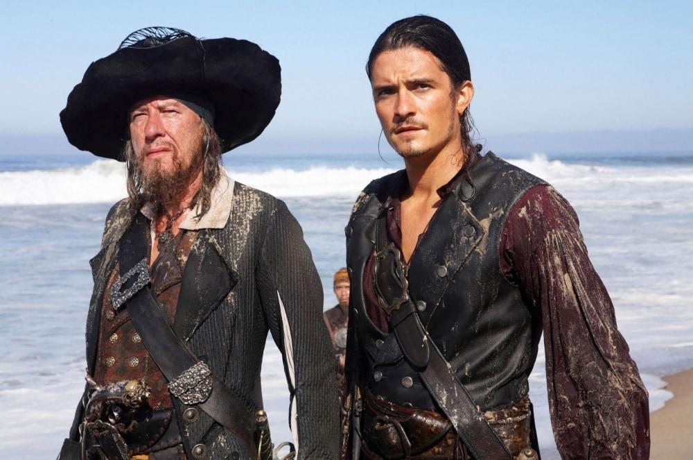 Пираты Карибского моря: На краю света кадр 3