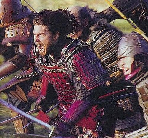 Последний самурай кадр 2