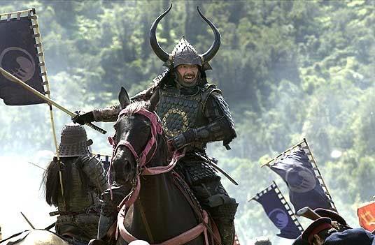 Последний самурай кадр 3