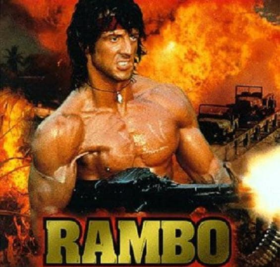Рэмбо. Первая кровь кадр 2
