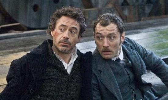 Шерлок Холмс кадр 1