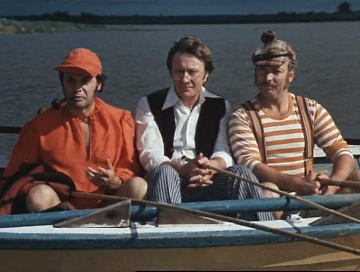 трое в лодке не считая порно