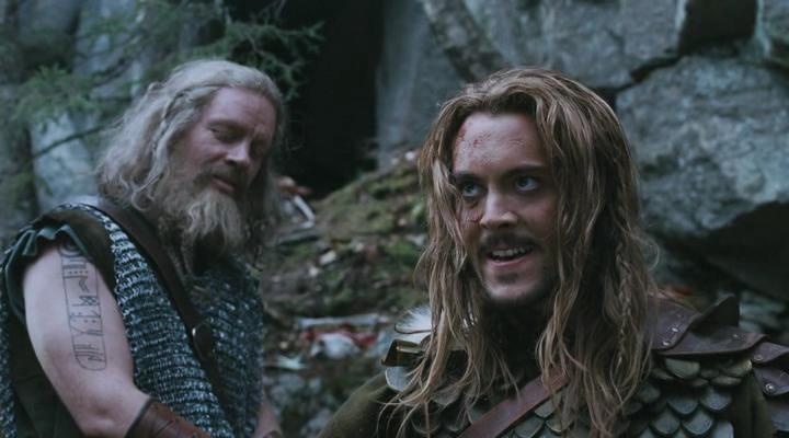 Викинги против пришельцев кадр 2