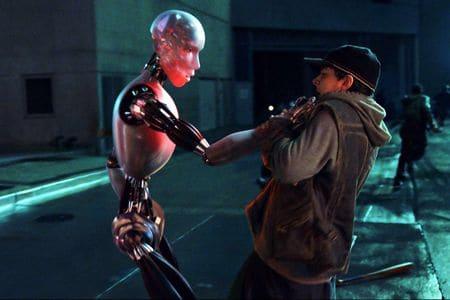 Я, Робот кадр 2