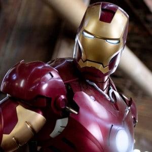 Железный человек кадр 1