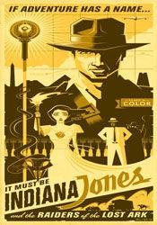 Джон РисДэвис и фильм Индиана Джонс в поисках утраченного ковчега (HDTV)
