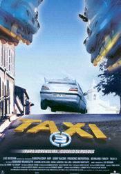 Бернар Фарси и фильм Такси 3