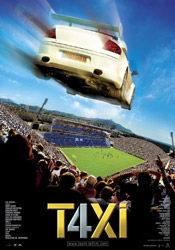 Бернар Фарси и фильм Такси 4