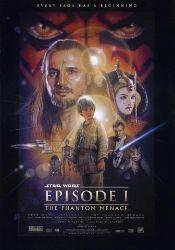 Лайам Нисон и фильм Звездные войны: Эпизод I - Скрытая угроза