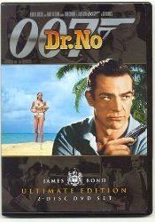 Шон Коннери и фильм Джеймс Бонд 007 - Доктор Но