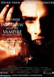Антонио Бандерас и фильм Интервью с вампиром