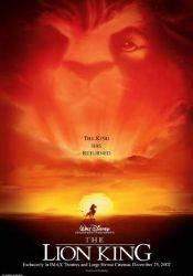кадр из фильма Король лев