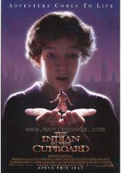 кадр из фильма Индеец в шкафу