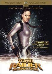 Анджелина Джоли и фильм Лара Крофт 2: Колыбель жизни