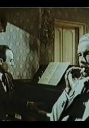 Владимир Попов и фильм Незабываемый 1919-й год
