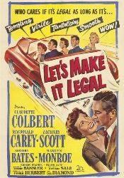 Роберт Вагнер и фильм Давай сделаем это легально