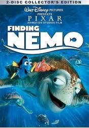 кадр из фильма В поисках Немо