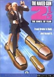 Ричард Гриффитс и фильм Голый пистолет 2 1/2. Запах страха.