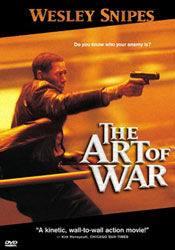 Уэсли Снайпс и фильм Искусство войны
