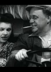 Ольга Орлова и фильм Счастливый рейс