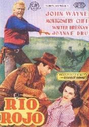 кадр из фильма Красная река