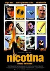 Диего Луна и фильм Никотин