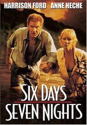 Дэвид Швиммер и фильм Шесть дней, семь ночей