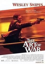Уэсли Снайпс и фильм Искусcтво войны: Предательство