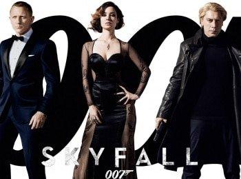 007: Координаты Скайфолл в 20:00 на канале РЕН ТВ