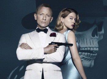 007: Спектр в 00:30 на канале РЕН ТВ