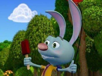 программа Карусель: 10 друзей Кролика Сборник 11 й