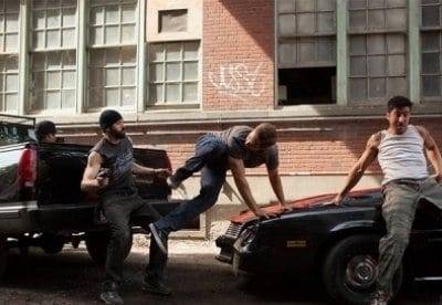 кадр из фильма 13-й район: Кирпичные особняки
