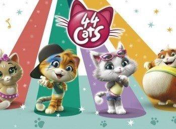 44-котенка-Снобина,-снобская-кошка