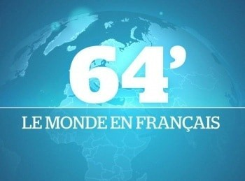 программа TV5: 64  Le Monde En Francais 1re Partie