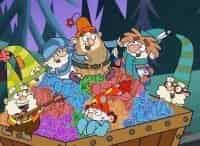 программа Канал Disney: 7 гномов