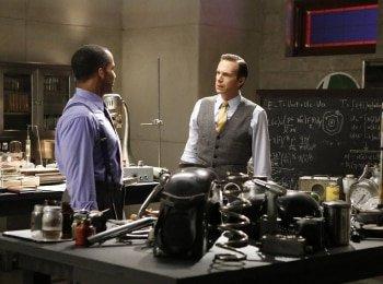 программа Sony Sci-Fi: Агент Картер Железный потолок