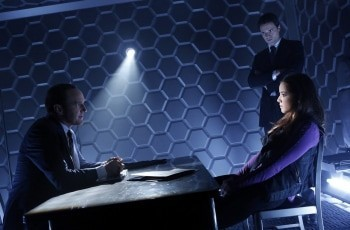 программа Sony Sci-Fi: Агенты ЩИТ Добрый Самаритянин