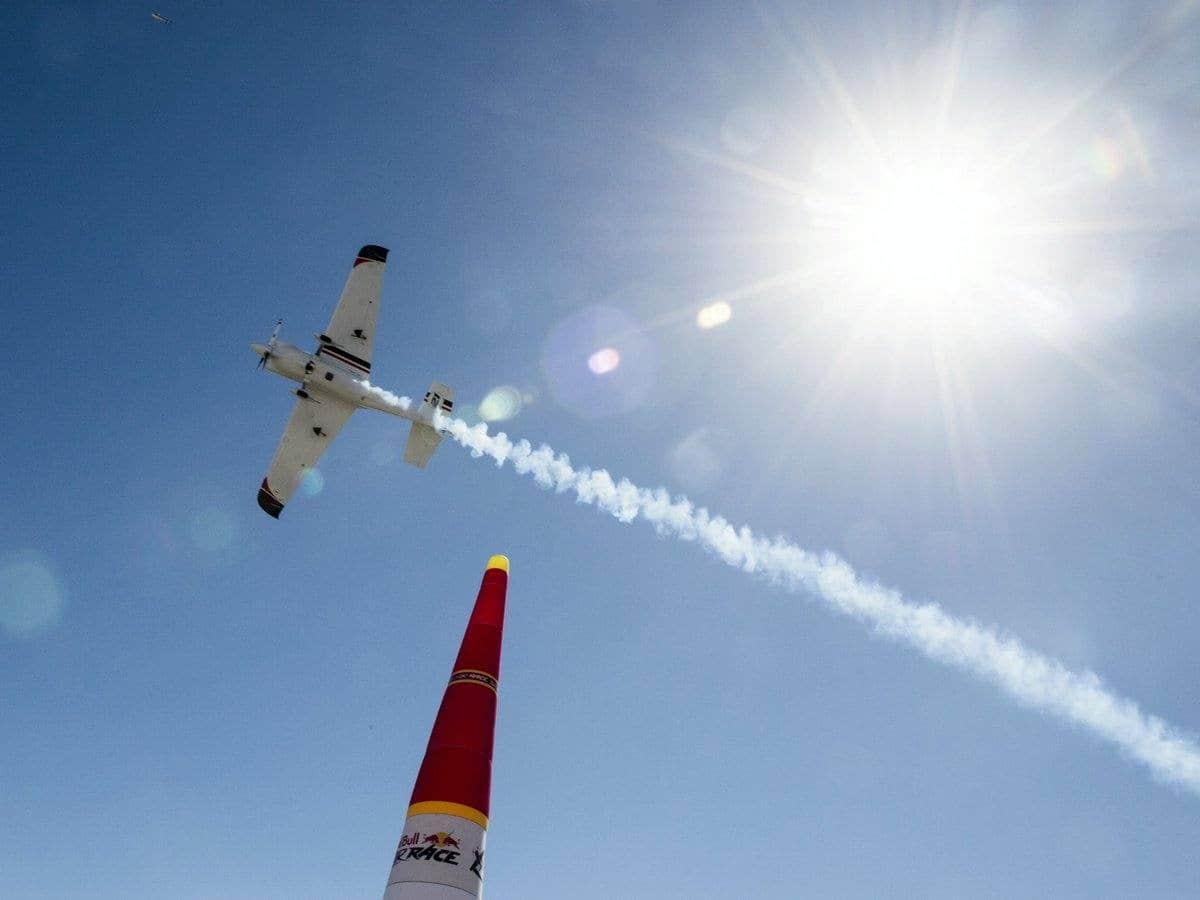 Air Race Кубок Мира по авиаслалому воздушные гонки Этап 3 й, Венгрия в 16:00 на канале
