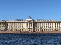 Академия художеств Санкт Петербург в 11:45 на канале