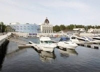 Активный отдых в Ленинградской области в 14:45 на канале