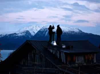 программа Discovery: Аляска: последний рубеж 16 серия